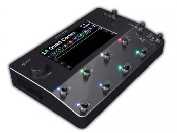 Neural DSP Quad Cortex, pedalera con pantalla táctil que captura el tono de tu ampli [Actualizado]