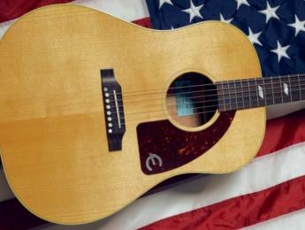 Epiphone Original, la nueva serie fabricada en EEUU que conmemora su etapa pre-Gibson