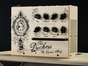 Victory se apunta a los amplificadores en formato pedalera con el V4 The Duchess