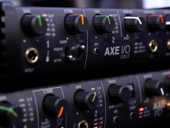 IK Multimedia NAMM 2020: nueva interfaz Axe I/O Solo y las cajas DI Z-Tone