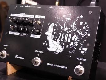 Demo de Thermion Zero: ampli-pedalera estéreo hecho en España con previo estilo Twin Reverb