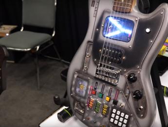 Guitarras Zombie, Regreso al futuro y Steampunk: los modelos de Martper Guitars en NAMM 2020