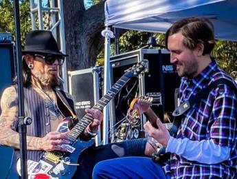 Primeras imágenes en vivo de John Frusciante tras su regreso a Red Hot Chili Peppers