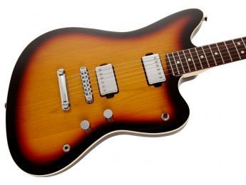 Fender Made in Japan Modern Jazzmaster HH, la nueva versión de una Offset clásica