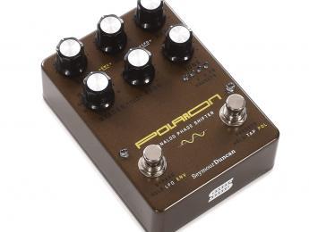 Seymour Duncan Polaron Analog Phase Shifter, nuevo pedal con hasta 16 etapas y 3 presets