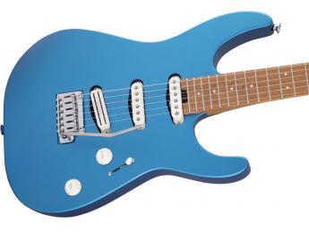 Charvel amplia su gama de guitarras superstrat con la Pro-Mod DK22 SSS 2PT CM