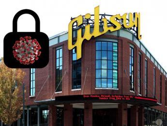Gibson cesa temporalmente la producción de guitarras eléctricas y acústicas por el Covid-19