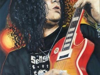 Guitarras de la historia VI: La Les Paul de Slash