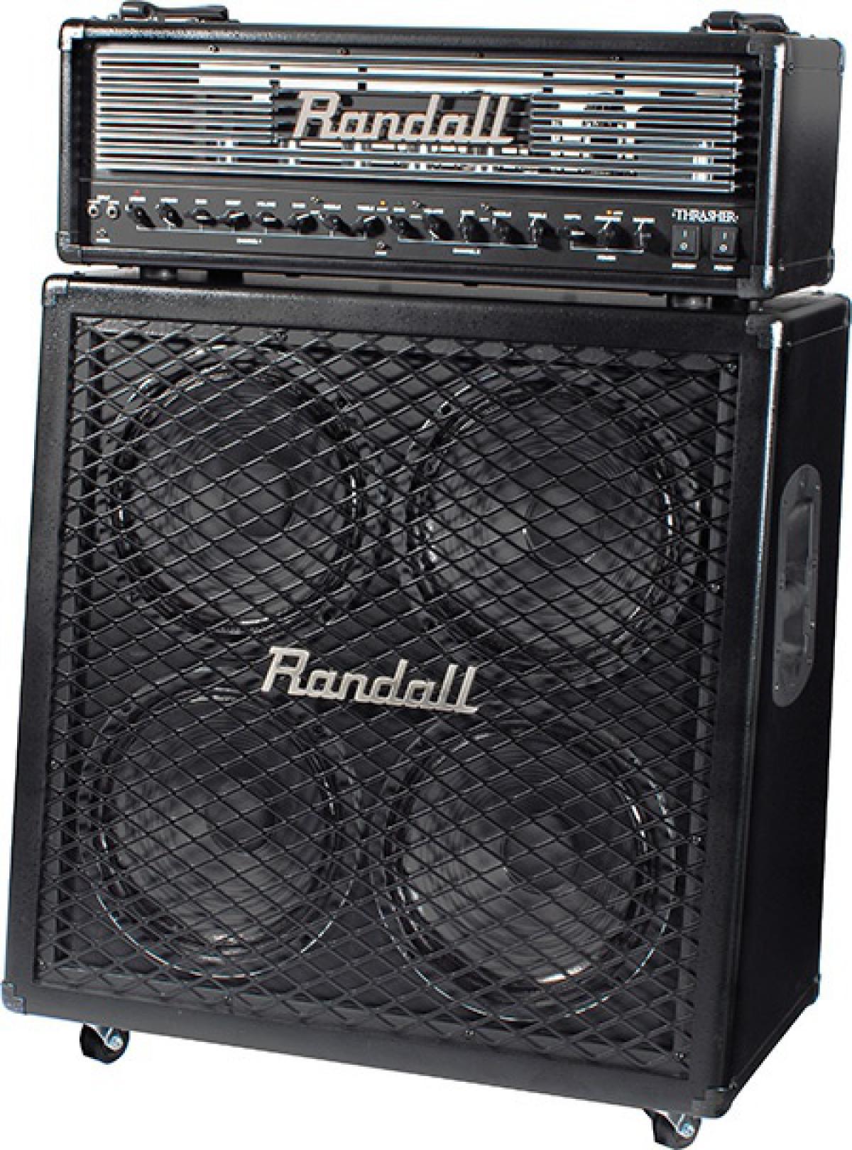 Nuevo Randall Thrasher | Guitarristas info