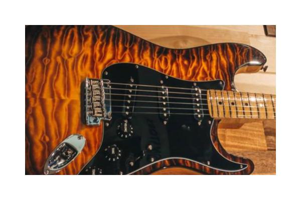 Fender Exotic Collection, 9 guitarras de edición limitada