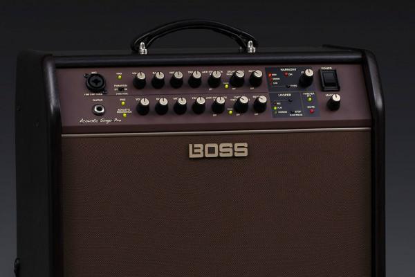 Review de Boss Acoustic Singer Pro