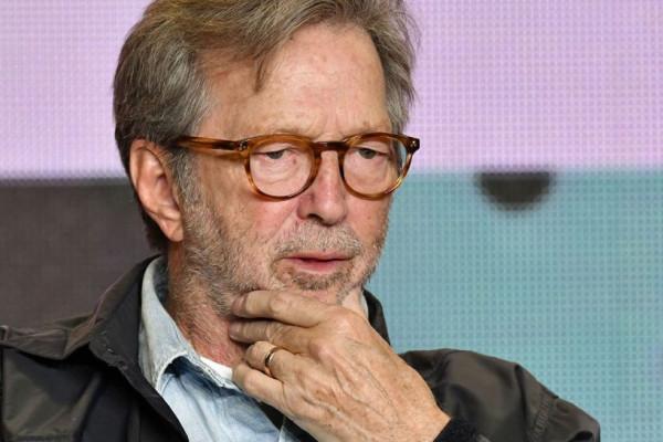 """Eric Clapton: """"Quizás la guitarra esté acabada"""""""