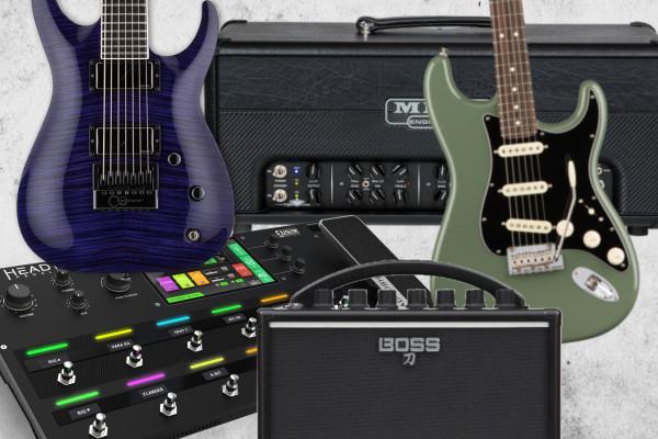 [Encuesta] Vota los productos para guitarristas del año 2017