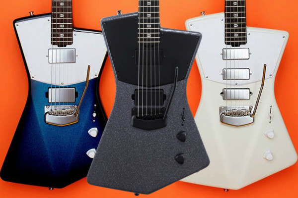 Ernie Ball Music Man actualiza la guitarra signature de St. Vincent