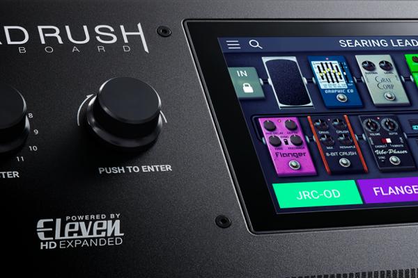 Headrush Gigboard ya cuenta con la actualización a la versión 2.0