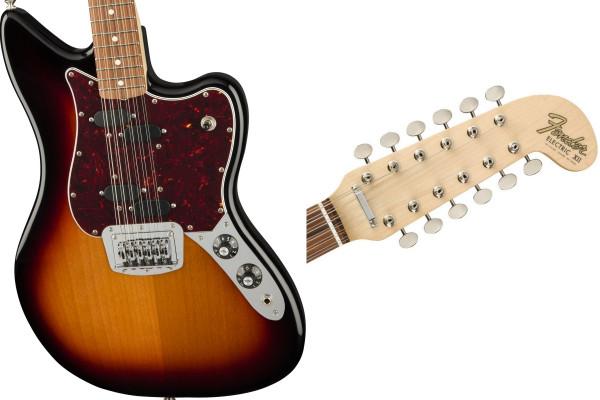 Ya está disponible la esperada Fender Alternate Reality Electric XII de 12 cuerdas