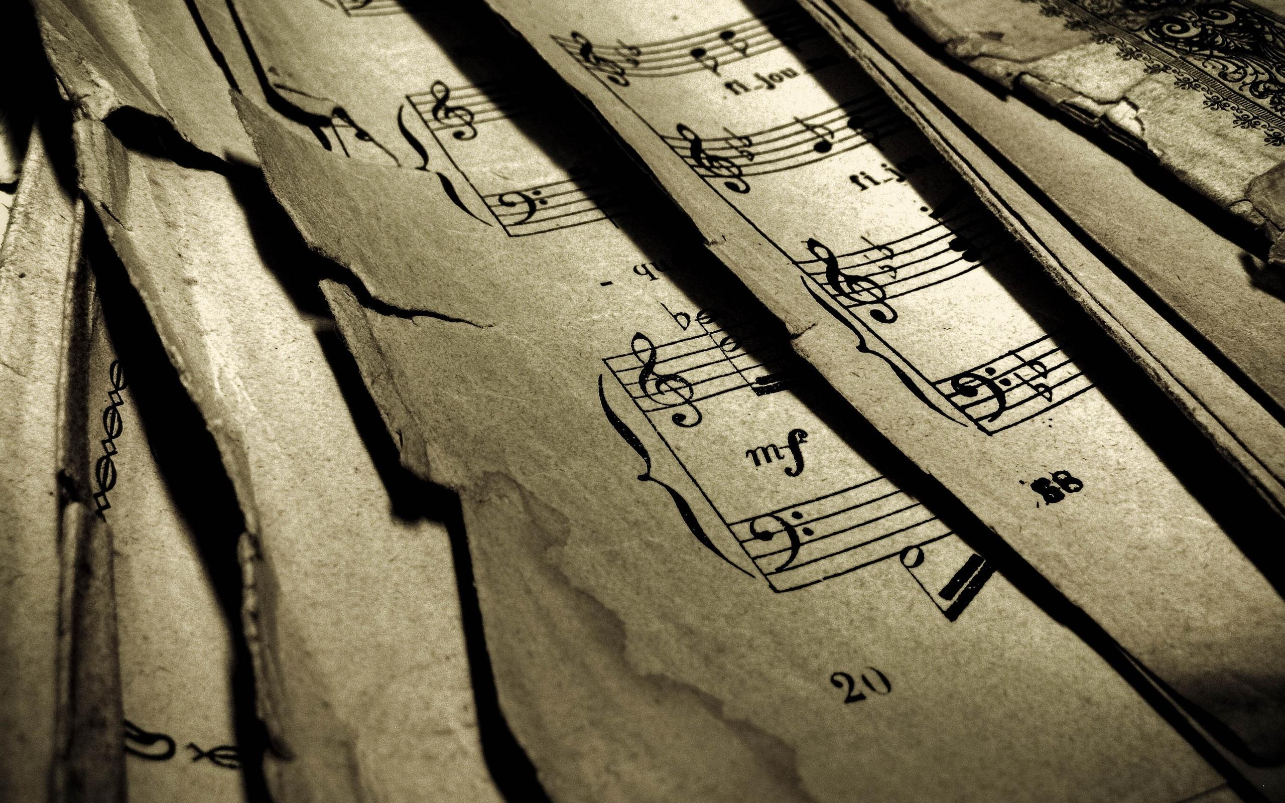 Estudio de los intervalos musicales