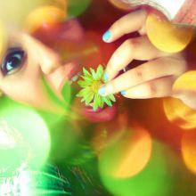 Come flor