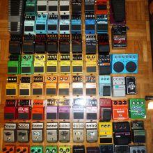 Colección completa de pedales Nov 2012
