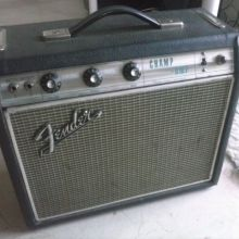 Fender Champ Silverface 1968