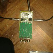 Mi único pedal Dod Fx50-B Overdrive Plus