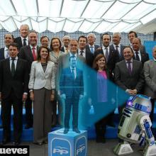 La democracia virtual española
