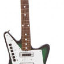 Galanti Grand Prix 3003 de 1967 Emerald Sunburst