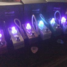 Pedales Movall (potes led)
