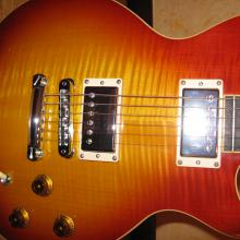 GIBSON LES PAUL DC AA TOP CHERRY BURST-2007 (10)