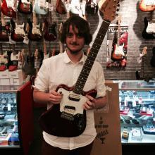 Fender Pawn Shop Super-Sonic ARF