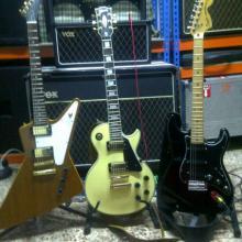 The Edge trio