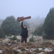 Con mi SG de ruta por el norte de España!