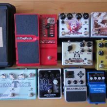 Pedal Family 2!
