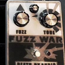 Fuzz War  Death by Audio