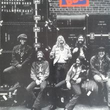 At the Fillmore East THE ALLMAN BROTHERS BAND