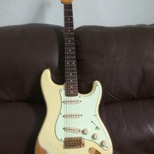 Fender Custom Shop reissue 59 hard relic
