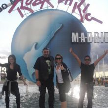Rock in Rio Madrid 2010