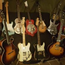 Mi coleccion de electricas