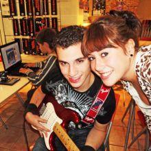Melani y Yo