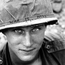 WAR IS A HELL