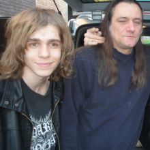 YO Y TOM ANGELRIPPER