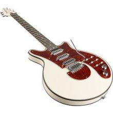 Brian May Special White