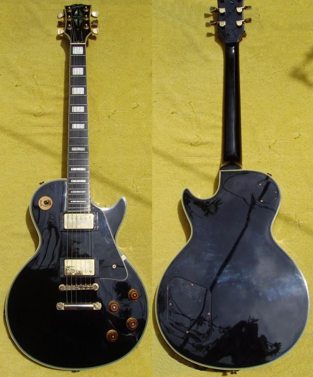 Greco EG-600 Black