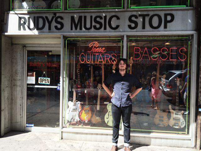 Rudy's Music Stop (NY)