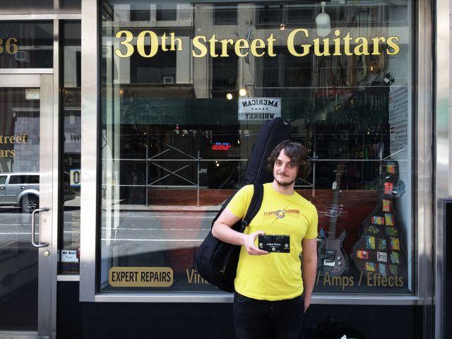 En 30th Street Guitars (Manhattan)