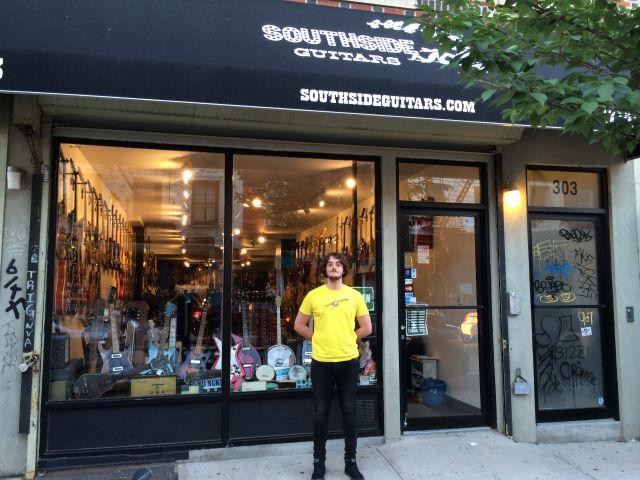 En Southside Guitars (Brooklyn)