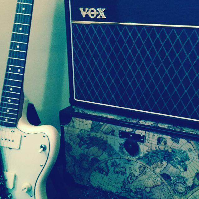 Vox Ac15c1x & Jazzmaster