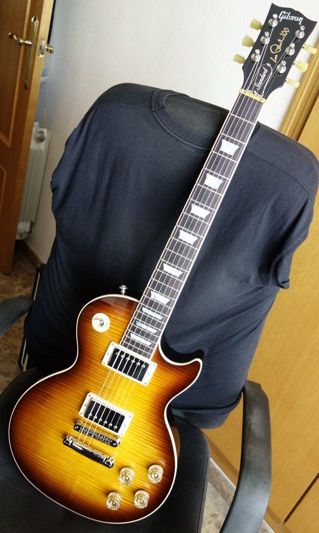 Gibson LP Std. 2015